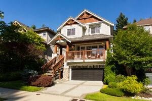Luxury Westwood Plateau House