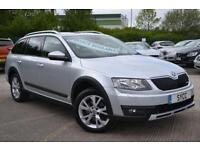 2015 Skoda Octavia 2.0 TDI CR 184 Scout 4x4 5dr DSG 5 door Estate