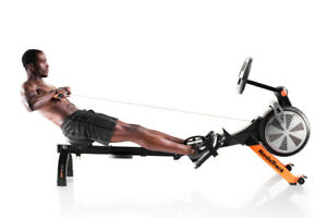 Nordtrack rowing machine