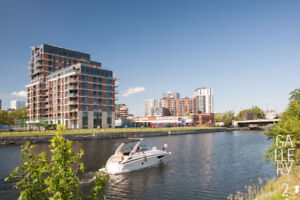 Grand 5 1/2- Griffintown- Canal lachine