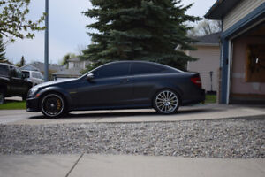 2012 C63 AMG EDITION 1 W/P31 PERFORMANCE PACKAGE