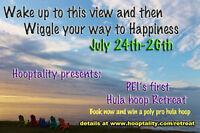 Weekend Hula Hoop Retreat