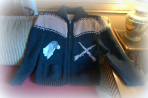 Men's VIntage Mary Maxim Sweater