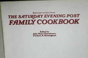 The Saturday Evening Post Family Cookbook Kingston Kingston Area image 5