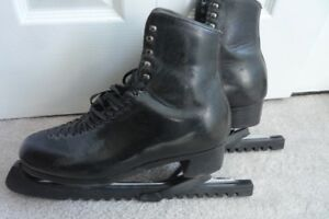 Men's professional figuree skates