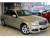 2011 11 MERCEDES-BENZ C CLASS 2.1 C220 CDI BLUEEFFICIENCY SE EDITION 125 4D 170