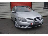 2013 63 MERCEDES-BENZ B CLASS 1.5 B180 CDI BLUEEFFICIENCY SE 5D 109 BHP DIESEL