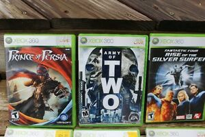 6  DIFFERENT  X BOX 360 GAMES   ALL FOR ONLY $25.00 London Ontario image 2