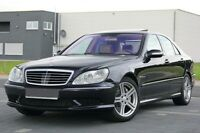 Mercedes-Benz S 55 AMG Kompressor Distronic EGSD