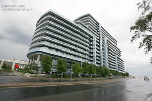 One Den + 1 Bedroom Luxury Condo Full Furnished Bayview Village
