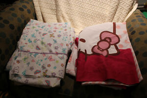 Girls TWIN sheet sets London Ontario image 1