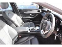 2016 P MERCEDES-BENZ C-CLASS 2.1 C220 D AMG LINE 4D AUTO 170 BHP - RAC DEALER