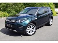 2014 64 LAND ROVER DISCOVERY SPORT 2.0 SI4 HSE LUXURY AUTOMATIC VAT QUALIFYING 7