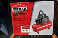 JOB MATE AIR COMPRESSOR - $98