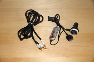 Apple iPod Car FM Tuner Adapter by Monster