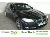 2012 BMW 5 SERIES 520D SE TOURING ESTATE DIESEL