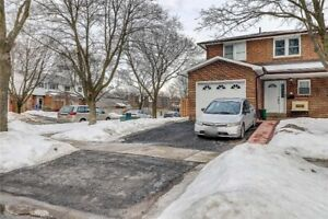 Renovated 4+2 Bdrm Home Has Basement Apartment *PICKERING*