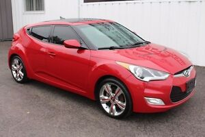 2012 Hyundai Veloster w/Tech ONE OWNER!!