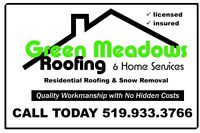 ***RESIDENTIAL/COMMERCIAL SNOW REMOVAL***