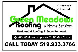 ***RESIDENTIAL/COMMERCIAL SNOW REMOVAL*** London Ontario image 1