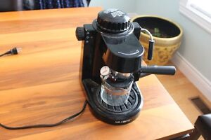 MR Coffee Expresso Maker