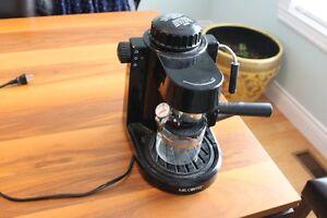 MR Coffee Expresso Maker