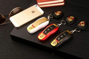 Porsche car key-chain style mobile phone with 2 SIM for sale