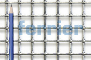 Galvanized Steel Mesh Designs from Ferrier Wire!