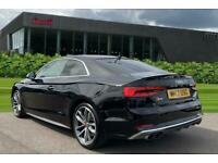 2017 Audi A5 Coup- 3.0 TFSI quattro 354 PS tiptronic Coupe Petrol Automatic