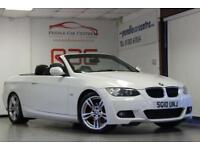 2010 10 BMW 3 SERIES 2.0 320D M SPORT 2D AUTO 175 BHP DIESEL STUNNING EXAMPLE