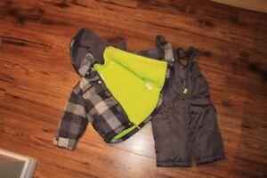 12 Month Snowsuit