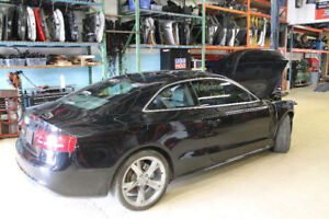 PARTING OUT AUDI A5 2012 , 2.0T Automatic 90K Coupe