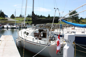 32 ft Sailboat for sale