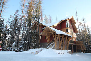 Exceptional Executive Home at Fernie Alpine Resort