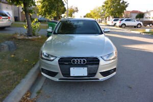 2013 Audi A4 Premium Plus Pkg NAVI PUSH START NO ACCIDENTS!!!!!