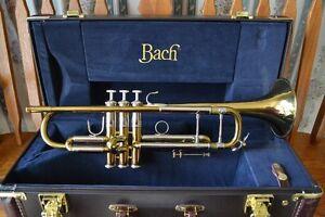 3 professional trumpets & 1 cornet