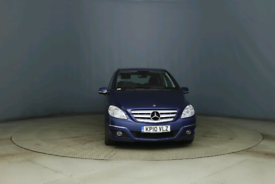 Mercedes B Class petrol auto ULEZ exempt
