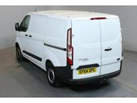 FORD TRANSIT CUSTOM 2.2 290 99 BHP L1 H1 SWB LOW ROOF
