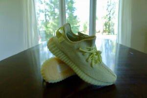 YEEZY BOOST 350 V2 BUTTER sizes 4, 7 and 9 available!