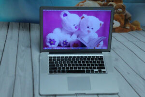 "Macbook Pro 15"" Late 2011, Quad Core i7, 240 SSD, 8GB RAM"