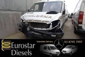 Mercedes Sprinter Van 906 Wrecking Diesel V6 2012 Hallam Casey Area Preview