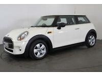 2015 65 MINI HATCH ONE 1.2 ONE 3D 101 BHP