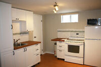 Newly Renovated 2 Bedroom Basement Suite – 5 minute walk to LRT!