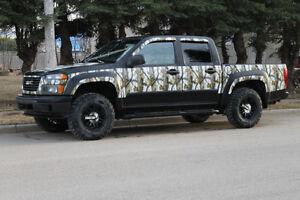 2007 GMC Canyon SLE Z71 Pickup Truck