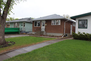 Perfect Home in East Regina for Rent