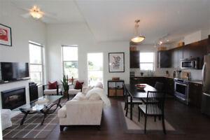 1 Bed, 1 Bath - Penthouse Corner Unit - Large Balcony- New West