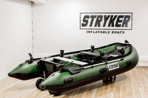 "NEW * Stryker Ranger LX 360 (11'7"") Inflatable Boat"