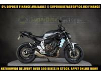 2014 64 YAMAHA MT-07 670CC 0% DEPOSIT FINANCE AVAILABLE