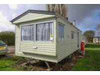 Willerby Magnum static caravan at New Beach, Dymchurch, Kent. Private sale