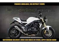 2007 07 TRIUMPH SPEED TRIPLE 1050CC